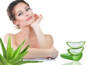 Aloevera-skin