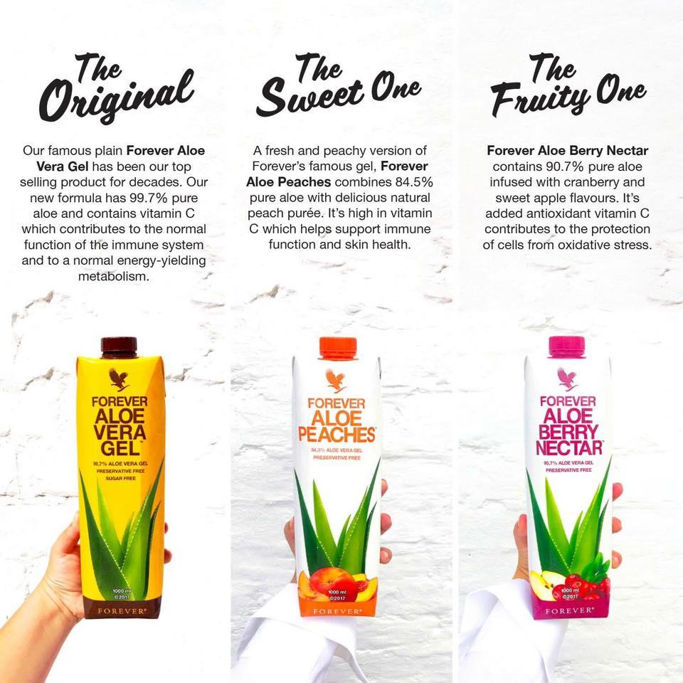 benefits new aloe vera pack